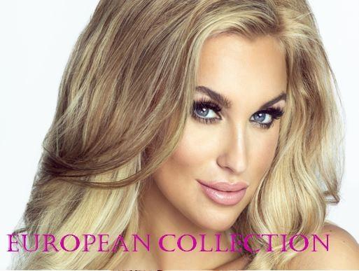 Europäisches Haar, Remy Haar (100 Gramm)