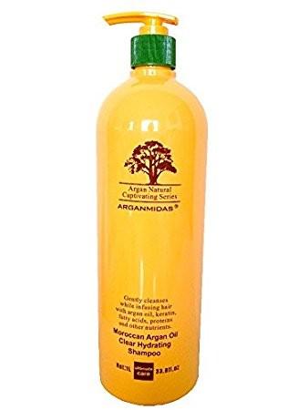 Arganmidas - Moroccan Argan Clear Hydrating Shampoo - 1000ml
