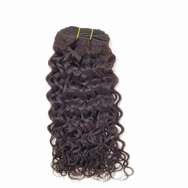 """Brasilianisches Haar Wellig Natürliche Farbe """" 100 Gramm """""""