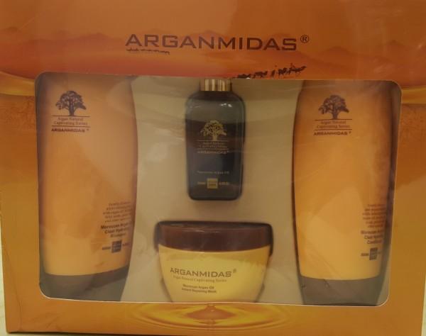 Arganmidas - Moroccan Hair Care Set