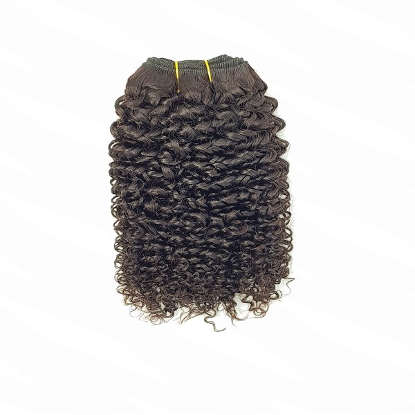 """Brasilianisches Haar Kinky curl , natürliche Farbe """" 100 Gramm """""""