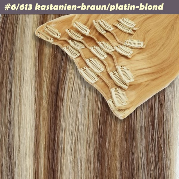 Clip-In Extensions - 100 Gramm
