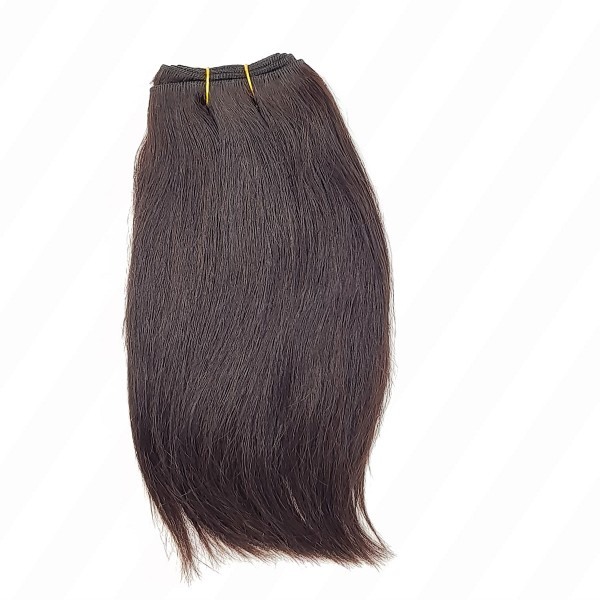 """Brasilianisches Haar Glatt, natürliche Farbe """" 100 Gramm """""""
